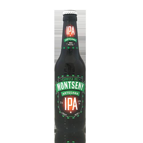 Cerveza Artesana (33 cl) Montseny