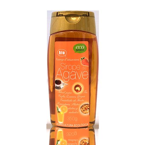 Sirope de Agave (350g) Ecobasics