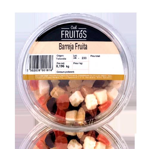 Barreja Fruita Deshidratada (200 g)