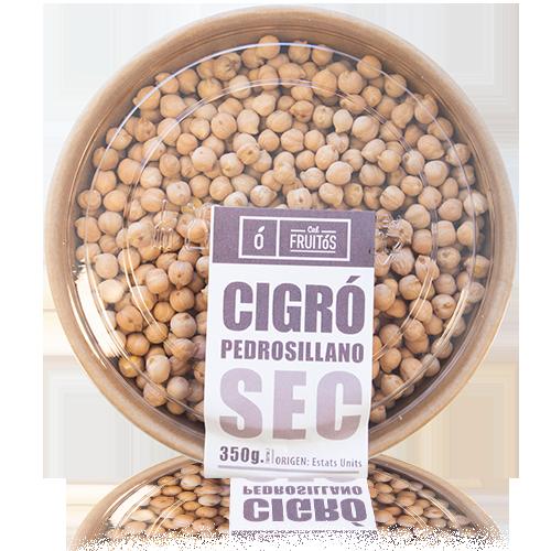 Cigró Pedrosillano Sec (350 g)