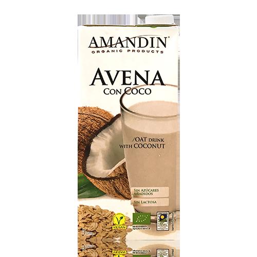 Bebida de Avena con Coco Bio 1l