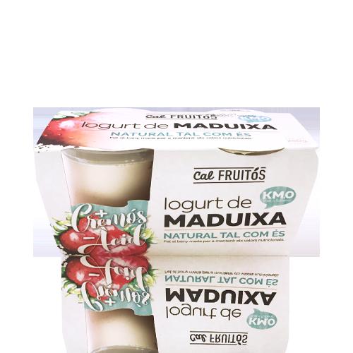 Yogur de Fresa pack (2x125g) Cal Fruitós