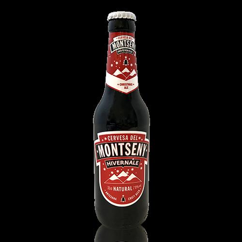 Cervesa Hivernal  (33cl) Montseny