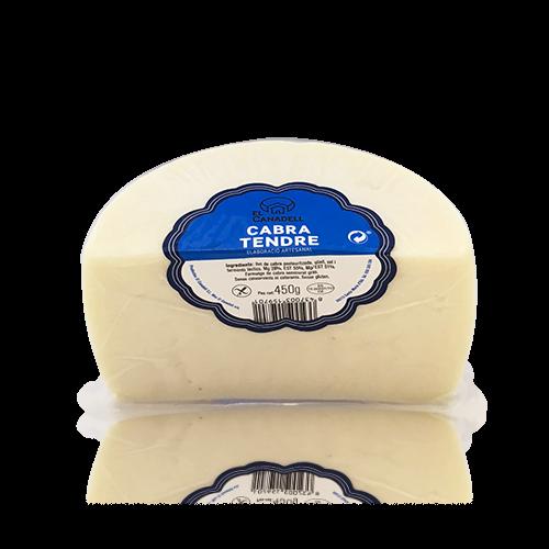 Queso de Cabra Blanco (1/2 u.) (450 g) Canadell