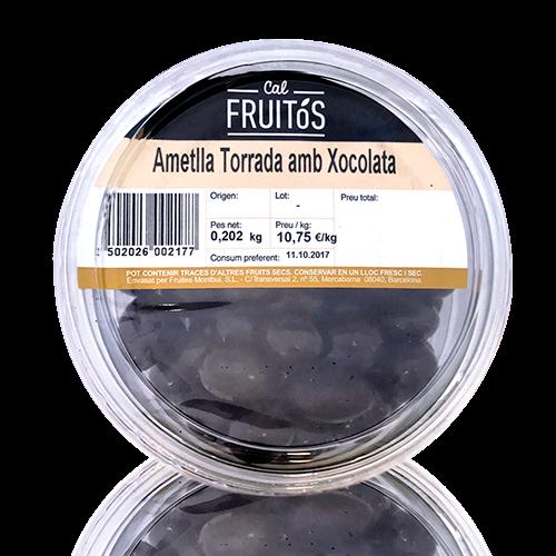 Ametlla Xocolata Torrada (200 g)