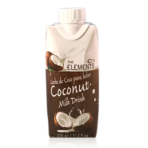 Llet de Coco (33 CL) Elements