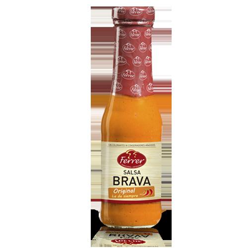 Salsa Brava 320g Ferrer