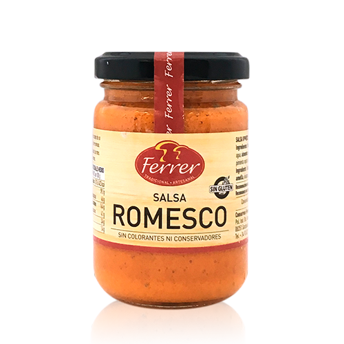 Salsa Romesco (150 ml) Ferrer