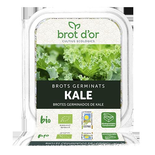 Germinat Bio de Col Kale (70 g)
