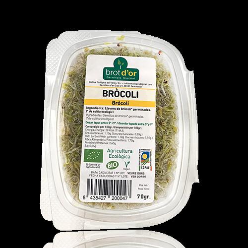 Germinat Bio de Bròcoli (70g)