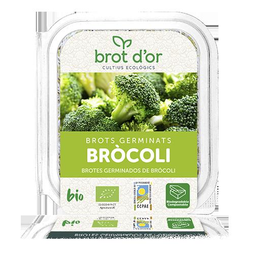 Germinado Bio de Brócoli (70 g)