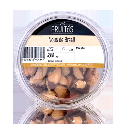 Nueces de Brasil Bandeja (160 g)