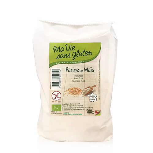 Farina de Blat de Moro sense gluten (500 g)