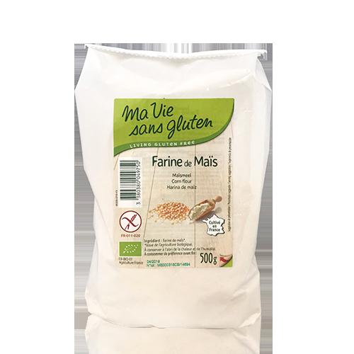 Harina de Maíz sin gluten (500 g)