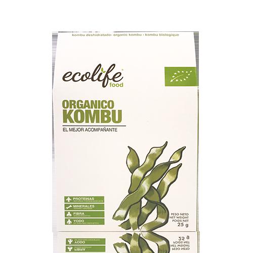 Alga Kombu (25 g) Ecolife