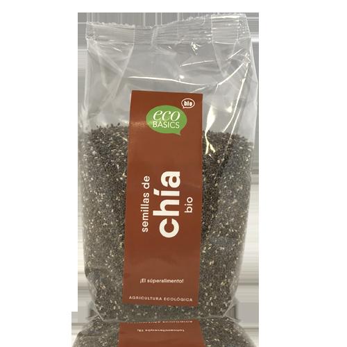 Semillas de Chía (250 g) Ecobasics