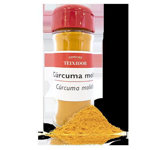 Cúrcuma en polvo (48 g) Teixidor