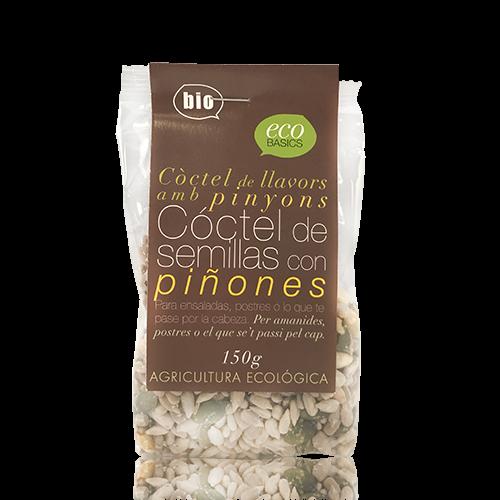 Mix Llavors i Pinyons (150 g) Ecobasics