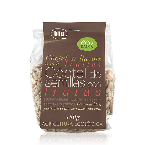 Mix Semillas y Frutas (150 g) Ecobasics