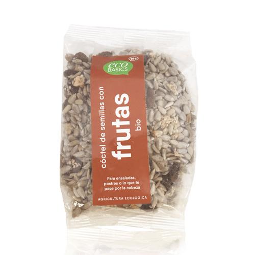Mix Semillas y Frutas (150 g) Ecobasics