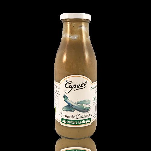 Crema Carbassó Bio (485 g) Capell