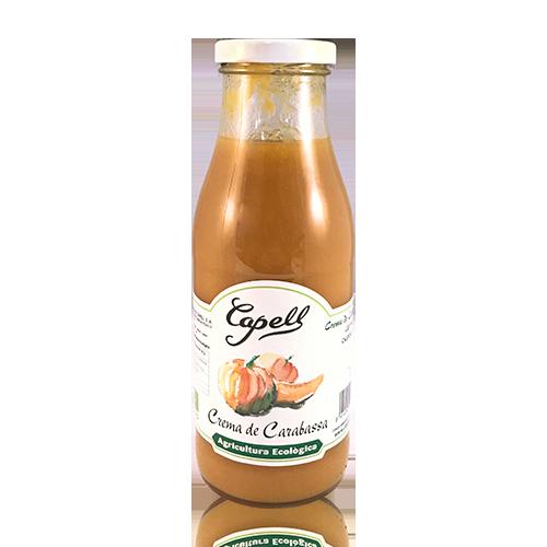Crema Calabaza Bio (485 g) Capell