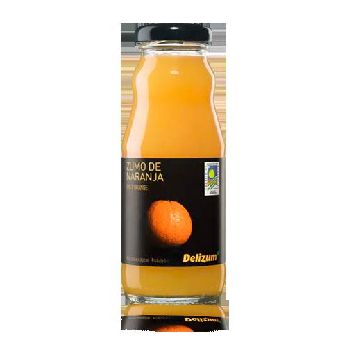 Suc de Taronja Bio (200 ml) Delizum