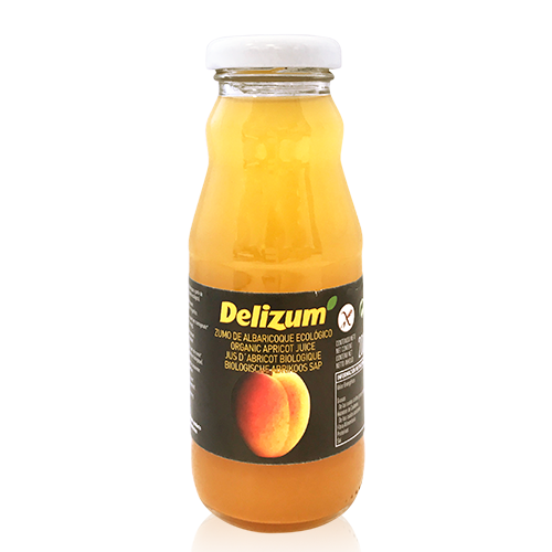 Suc de Préssec Bio (200 ml) Delizum