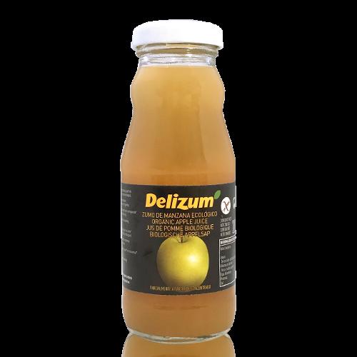 Suc de Poma Bio (200 ml) Delizum