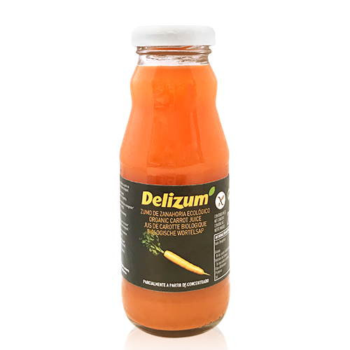 Suc Pastanaga (200 ml) Delizum