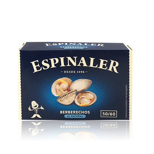 Berberechos (50/60) Espinaler