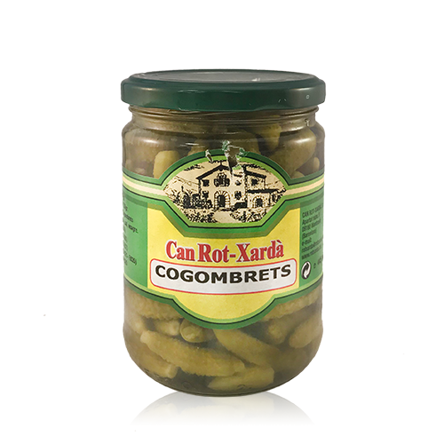 Cogombrets (445 g) Can Rot-Xardà