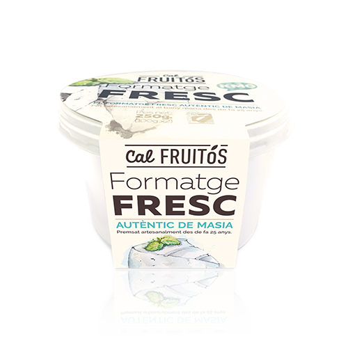 Queso Fresco Cal Fruitós (250g)