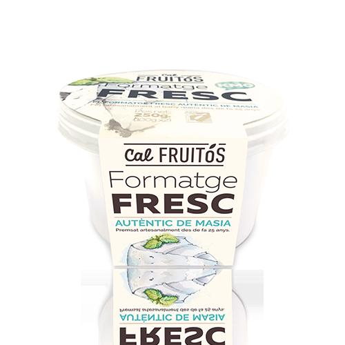 Formatge Fresc Cal Fruitós (250 g)