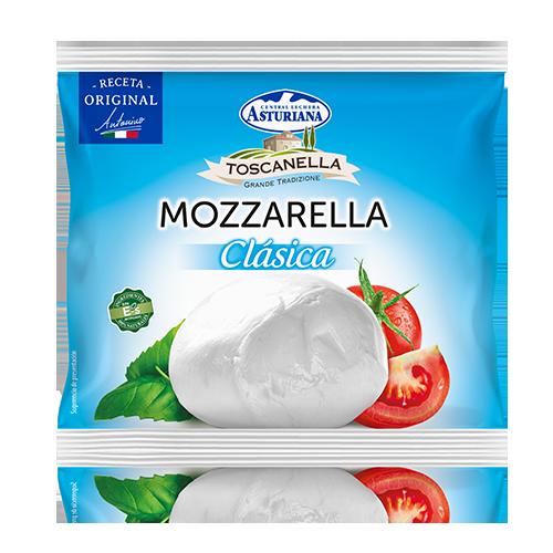 Mozzarella Fresca de Vaca (250 g) Toscanella/ Asturiana