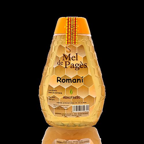 Mel Romaní (500 g) Agrofresc