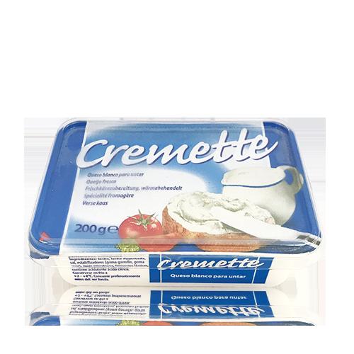 Formatge Cremós per untar (200 g) Cremette