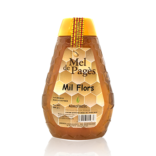 Mel Mil Flors (500 g) Agrofresc