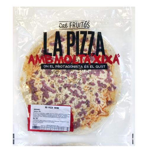 Pizza Reina (340g) Cal Fruitós