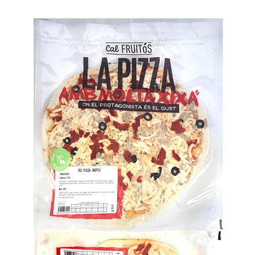 Pizza Neptú (330 g) Cal Fruitós
