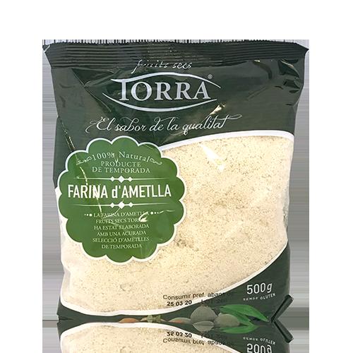 Farina d´Ametlla (500 g) Torra