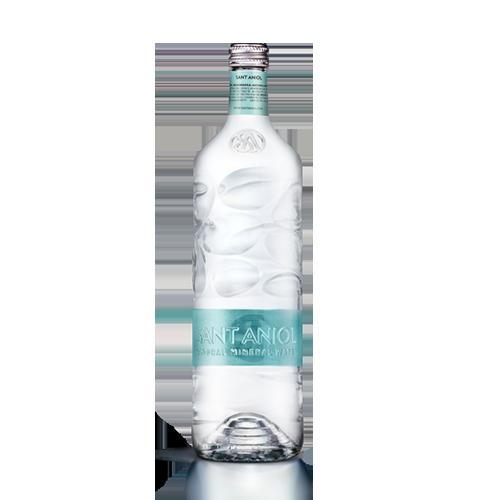 Aigua Ampolla de vidre reciclat (0,75 l) Sant Aniol