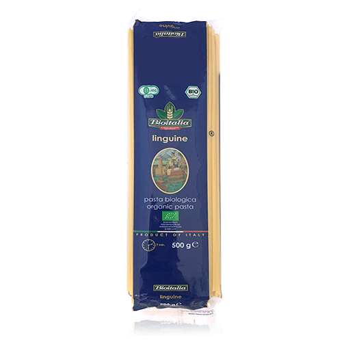 Linguine Bio (500 g) Bioitalia