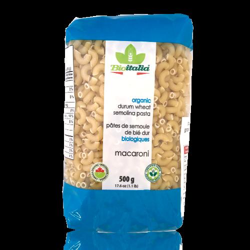 Macaroni Bio (500 g) Bioitalia
