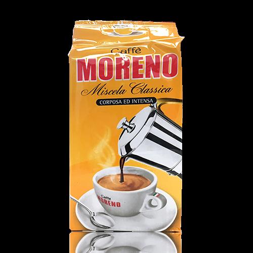 Cafè Mòlt Miscela Classica (250 g) Moreno