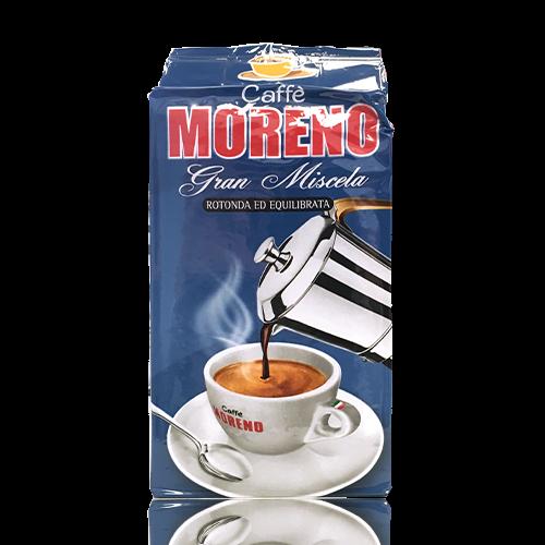 Cafè Mòlt Gran Miscela (250 g) Moreno