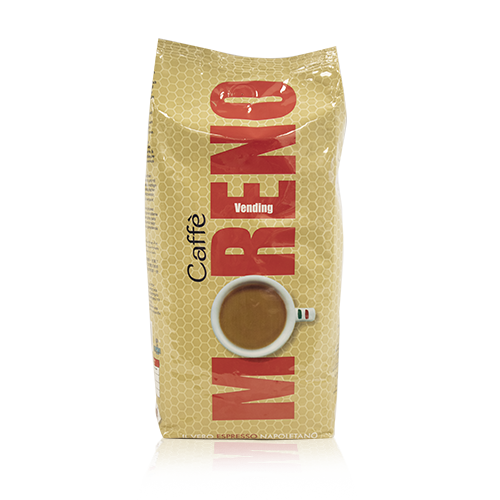 Cafè en gra Vending (1 kg) Moreno