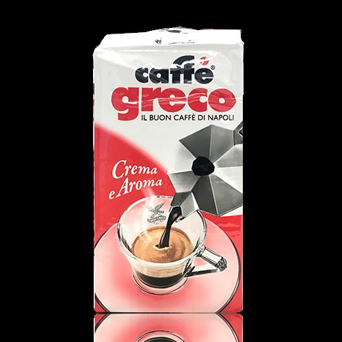Cafè Mòlt Greco (250 g) Moreno