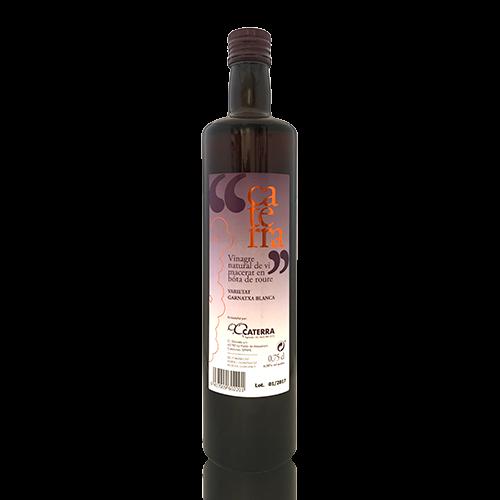 Vinagre de Vi (0,75l) Caterra