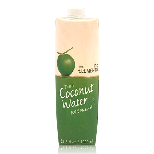 Aigua de Coco Natural (1 l) The Elements
